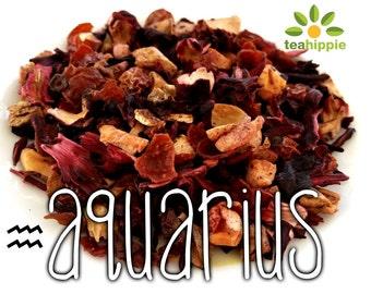 AQUARIUS Tea - Zodiac Loose Tea