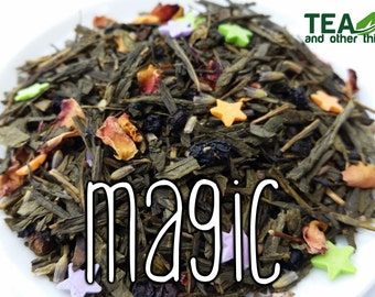 50g Magic - Loose Green Tea (Harry Potter Inspired)
