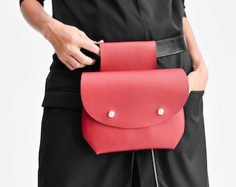 Extravagant Genuine leather Belt Bag A90604