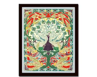 Art Nouveau Decor Etsy