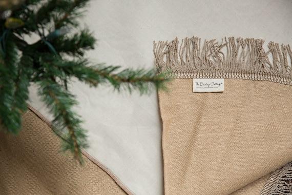 50 - Extra Large Christmas Tree Skirt