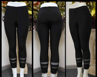 Designer, Comfy and Stylish Active wear, Yoga, Gym,Sports, Cropped leggings from S to 3XL