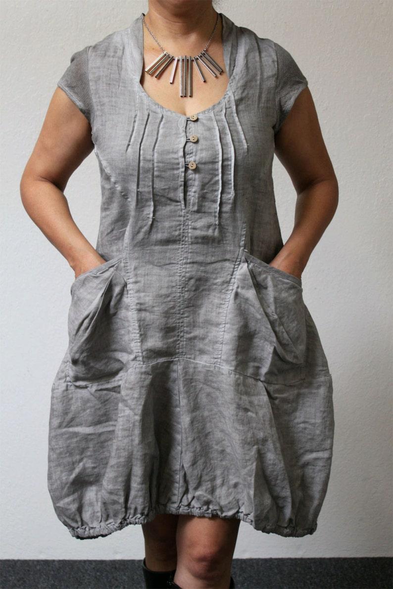 bohemien Dress with Pockets hip hop L Cute and Chic M Darling Lagenlook Dress S Designer Short  boho