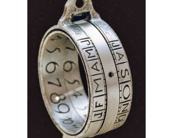 Sundial peasant ring, a piece of jewelry, a timepiece for aesthetes.