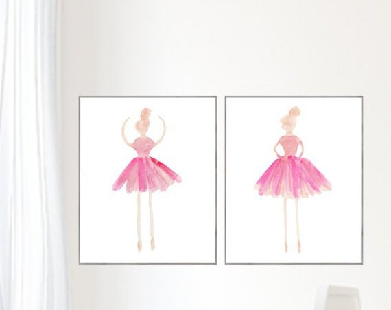 Dance Posters, 16x20 Set of 2