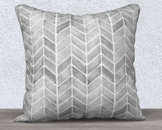 Children's Arrow Print Pillow Cover