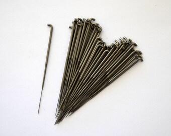 BULK REVERSE FELTING needles / Fifty Reverse/Inverted Needles / 36 gauge, 38 gauge, 40 gauge / Reverse Felting Needles / Wholesale Felting