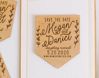 Save the Dates & Favors
