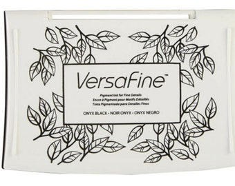 VersaFine Stamp Ink Pad, Rubber Stamp Ink, Stamp Pad, Stamping Ink, Inker