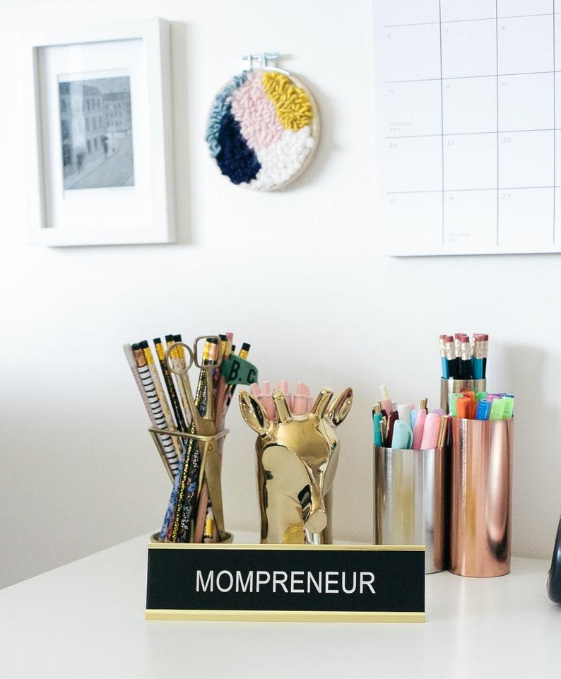 Buro Zeichen Lustige Schreibtisch Zeichen Home Office Etsy