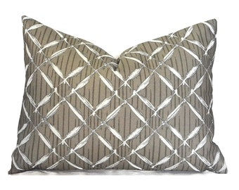 Bora Bora Pillow Made to Order Available in 8 Colors