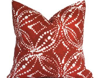 Indoor Holiday Pillow Covers Decorative Home Decor Red Christmas Designer Throw Pillow Covers Gerardo Lipstick