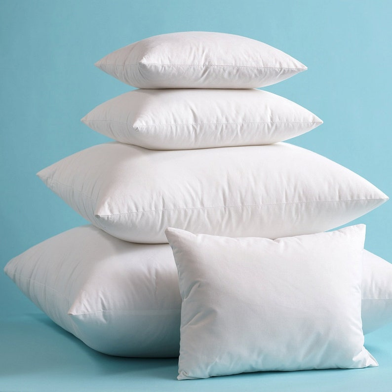 Pillow Inserts Pillow Form Pillow Stuffing High Quality Hypoallergenic Polyester Fiber Fill