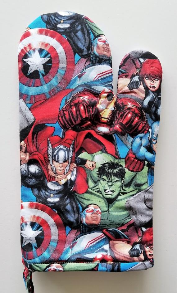 Marvel Avengers Kinder Deko Kissen Captain America /& Iron Man