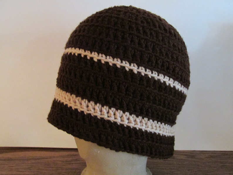 0d94713e1ba Beanie Skull Cap Adult Adult Skull Cap Mens Hat Crochet