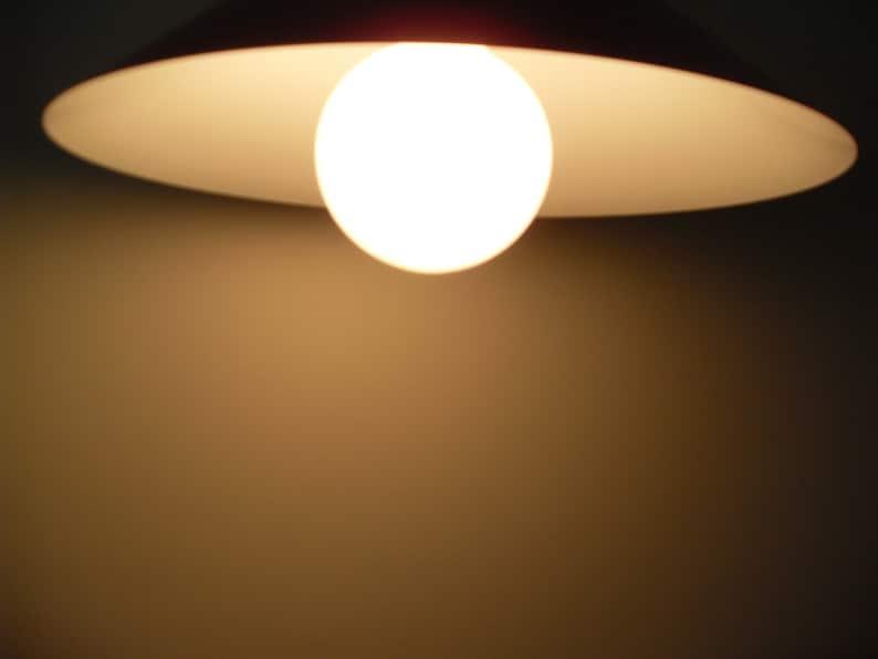 Pendant Light Fixture   hanging light fixture Green and Brass