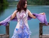 Alternative wedding dress Boho wedding dress Non-traditional wedding dress Bohemian wedding dress