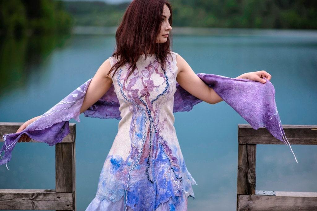 Non Traditional Wedding Dress Boho: Alternative Wedding Dress Boho Wedding Dress Non