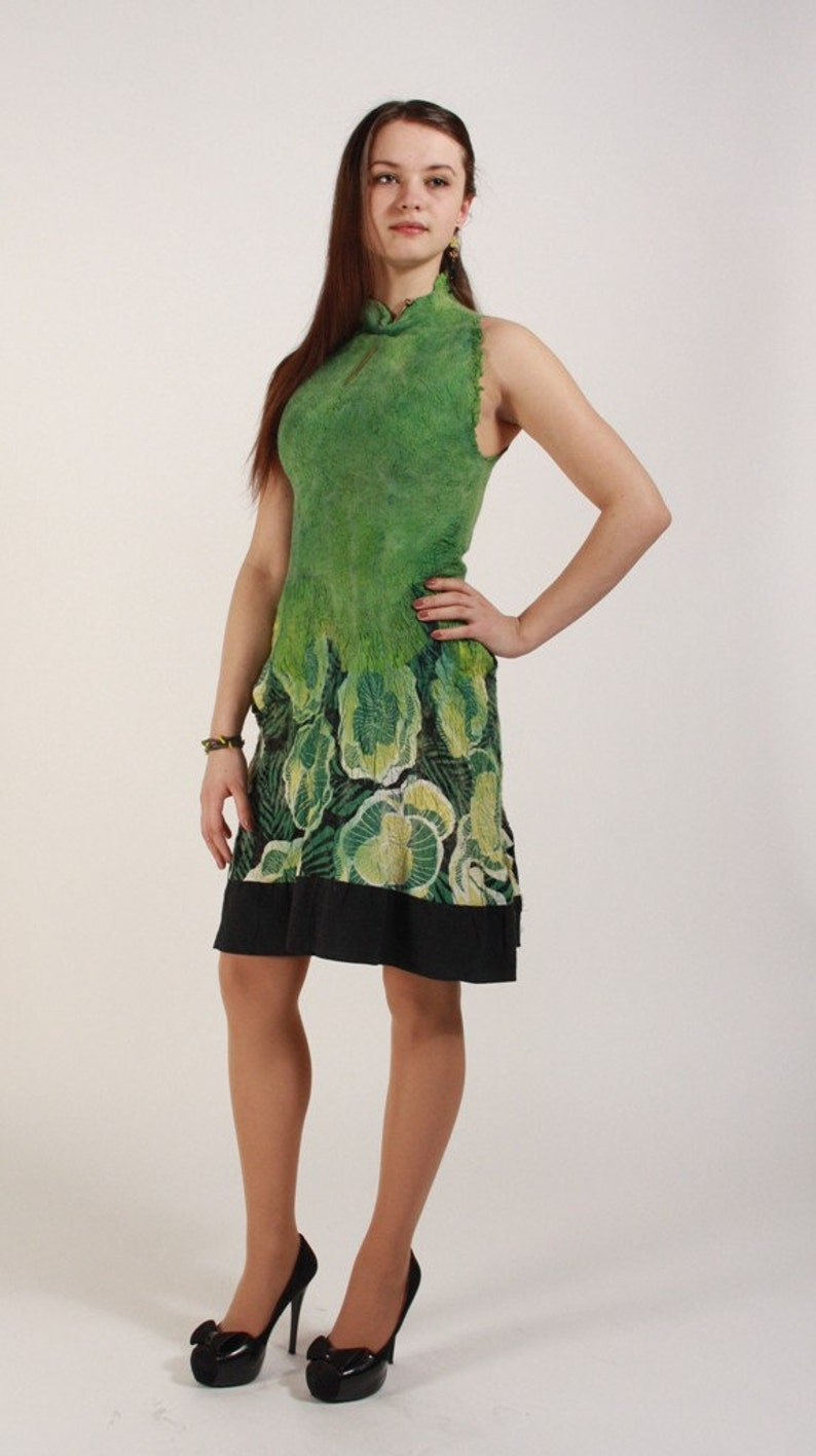 d65df7461e Boho sukienki dla Druhen ślub Gości sukienka boho zielona