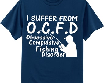 Funny fishing shirt for men
