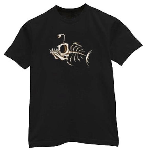 Fish bones sweatshirt men/'s hoodie fishing bone fish tattoo design sweat shirt