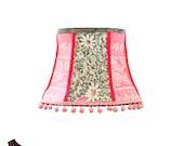 Medium Pink Lamp Shade: P...