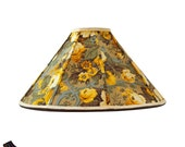 Large Lamp Shades: Golden...