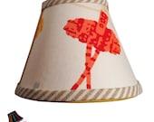 Decorative Night Lights: Ballerina Night Light - 100% Cotton Fabric