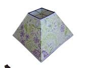 Purple Lamp Shade: Design...