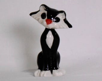 Cooley Cat (2 piece)  by JN Ceramics