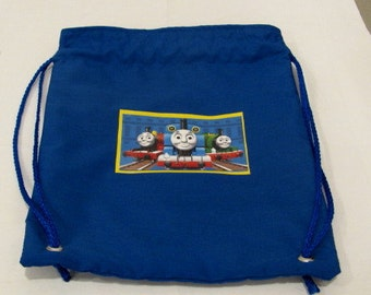 Thomas the Train   Party Favor Bag-Backpack