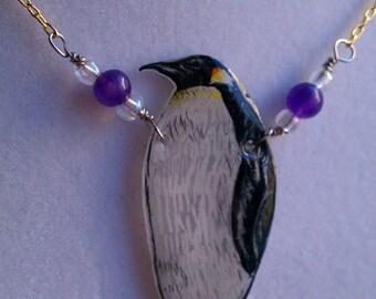 Emperor Penguin Necklace