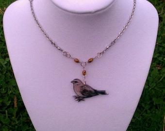Custom Necklace or Earrings