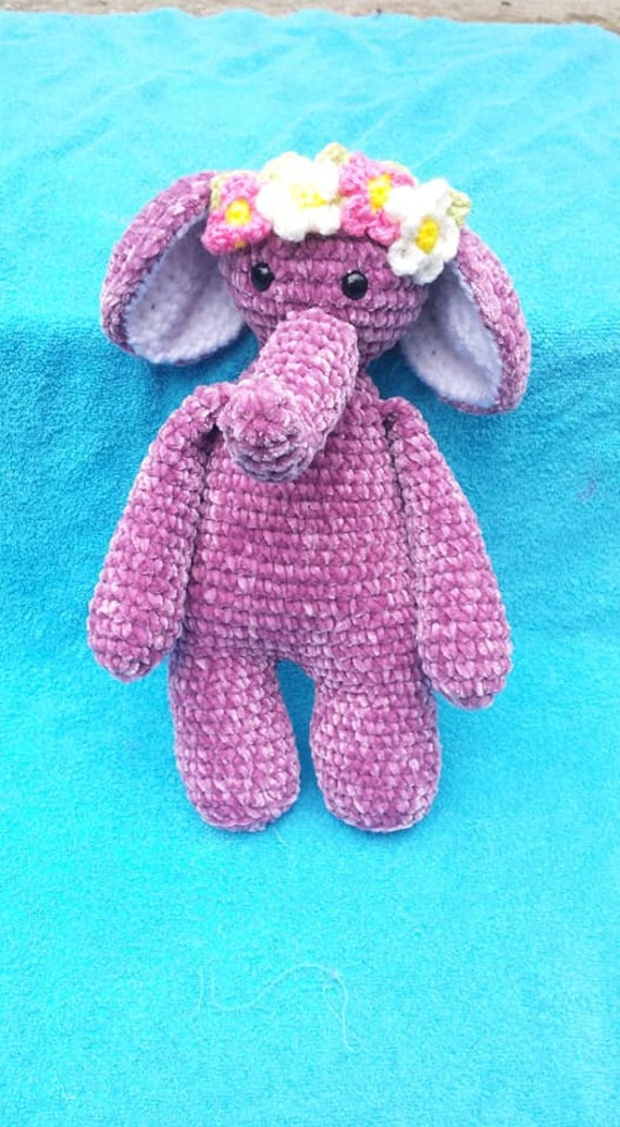 EMILY THE ELEPHANT – Amigurumi Pattern – Pepika Amigurumis   1036x570