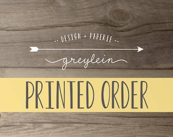 Printed Order Reserved Listing for Jessica mtyjvjhd  | *please see listing details