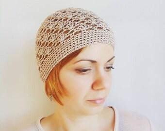 Crochet Skull Hat Etsy