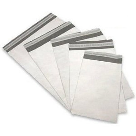 "POLY ENVELOPES - 100 total 6""x9"" Poly Envelopes"