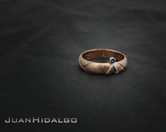 Stargate wedding Ring