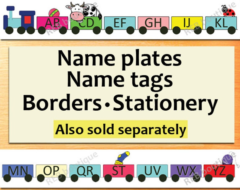 graphic about Name Tags Printable identified as PRINTABLE Clroom Popularity Tags - Printable track record tags, standing plates, borders, stationery, ABC, alphabet, practice, apple, quantities, purple, instructor
