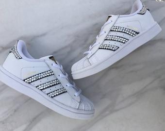Toddler Adidas Superstars-  Can be customized  0aa677c7b967