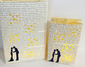 30 Book Luminaries, Book Decorations, Book Lovers, For Weddings & Events, Paper Lanterns, Luminaries, Book Lanterns, Love Story