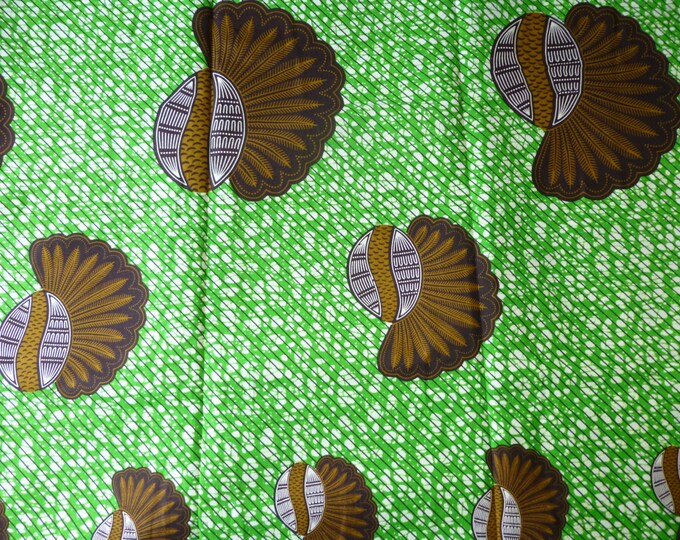 Mitex Holland Block Wax Print 100% Cotton Fabrics Sold By The Yard151660839492