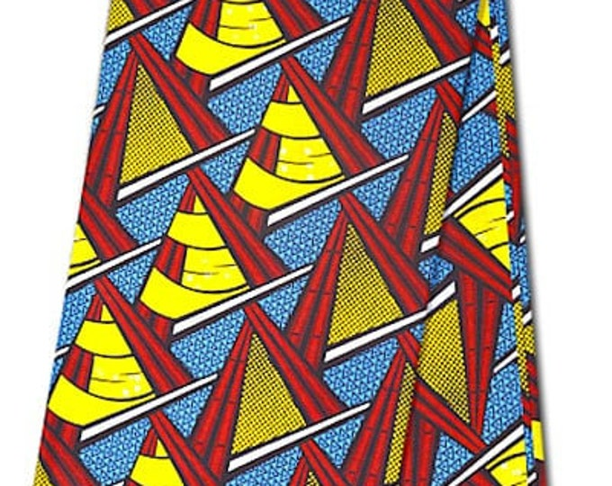 6 YARDS African Super wax print Fabrics For Dresses& Craft Making /African Ankara Print /Sewing Fabric /Kitenge/Chitenge/Pagnes New