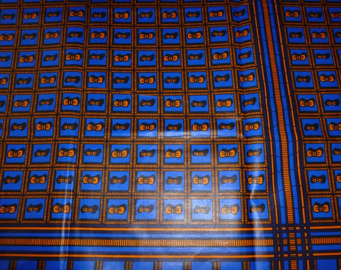 African Fabrics Super Wax Print / Fabric For Dressmakings/Fabric for Sewing Dresses Sold By The Yard Kitenge/Pagnes 152164770121