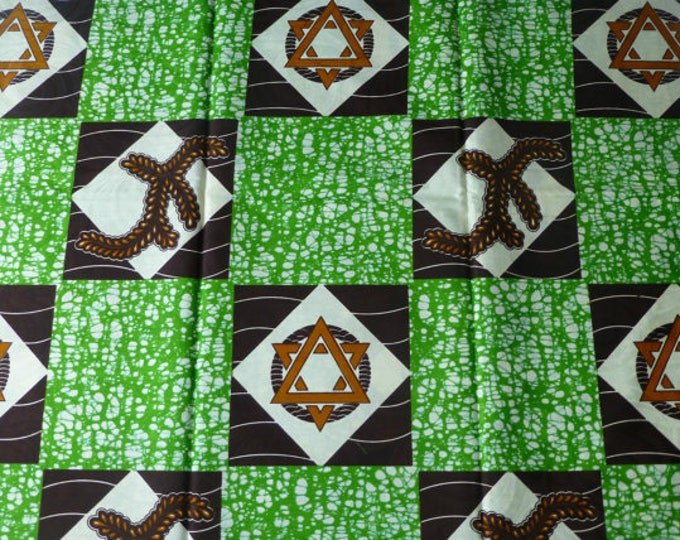 Bazin Mitex Holland Wax Print/African Fabrics For Sewing Dresses, Skirts, Sold By The  152191378747