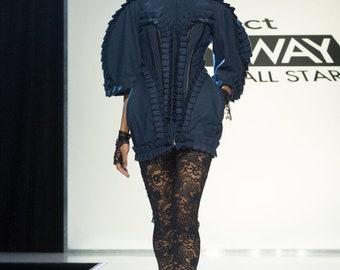 Irina Shabayeva Signature corset coat.