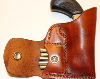 Pocket Holster with ammo pouch for NAA PUG