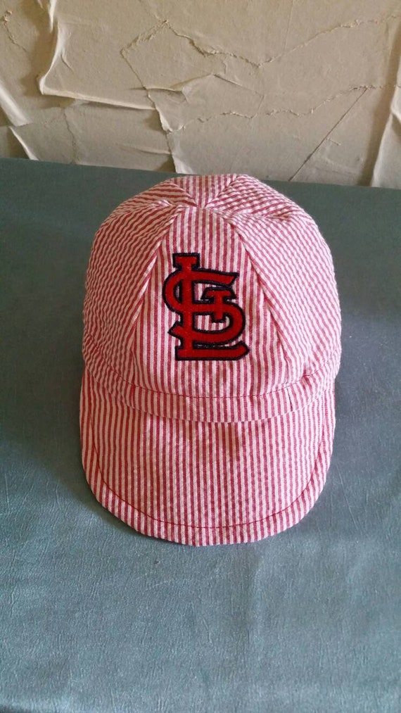 11ad101e045 Baby baseball cap for St Louis fans.