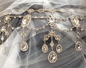 Sparkle wedding belt, bridal rhinestone crystals belt, dress belt, bridal belt, wedding belt sash, brides belt