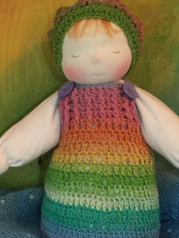 Crochet Pattern To Create Sleep Sack For Healing Heart Doll Etsy